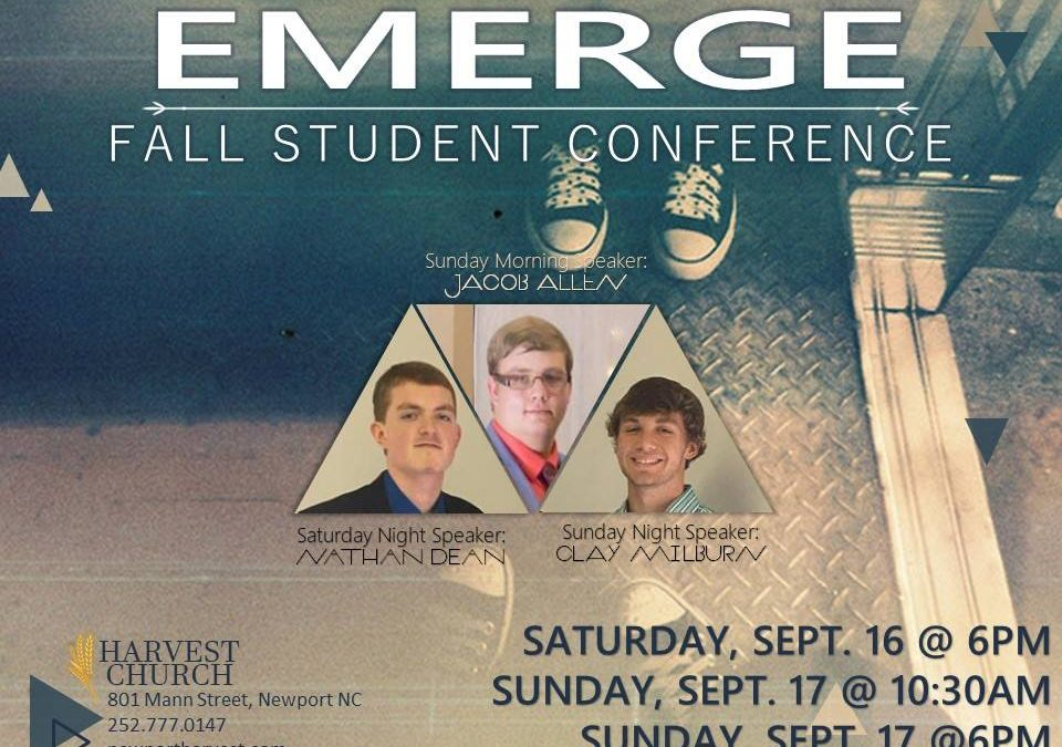 Emerge Fall Revival