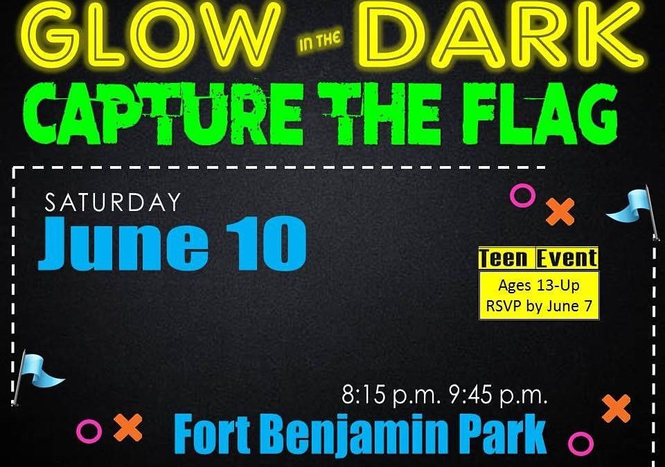 Emerge Outing: Glow in the Dark Capture the Flag