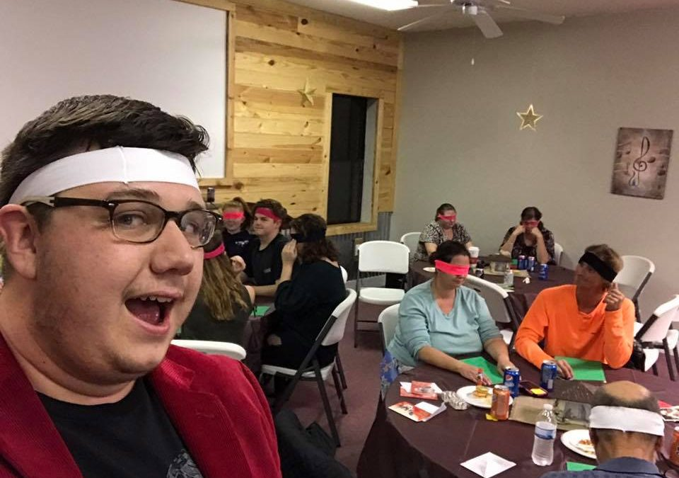 2017 Harvest Christmas Party!